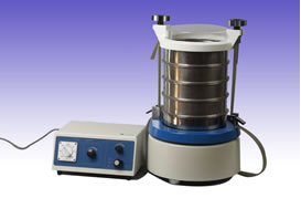 RS0045 Vibrator With Sieve Model SM-WQS