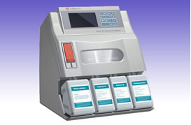RS0072 Blood Gas Electrolytes Analyzer Model BG-30