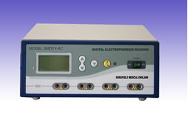 RS0076 Digital Electrophoresis Model SMDYY-6C