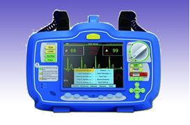 RS0078 Defibrillator Monitor Model SM-DM7000