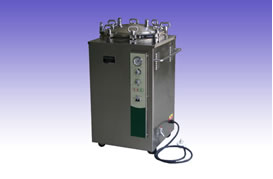 RS0111 Vertical Autoclave Model SM-50L,75L,100L,120L