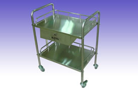 RS0194 Medical Trolley Model SM-103DL