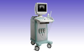 RS0243 Ultrasound Scanner Machine Model EMP-2600